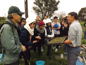 Learning Agriculture at an Intercultural Campus